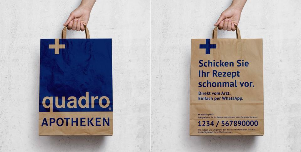 Quadro Paper Bag