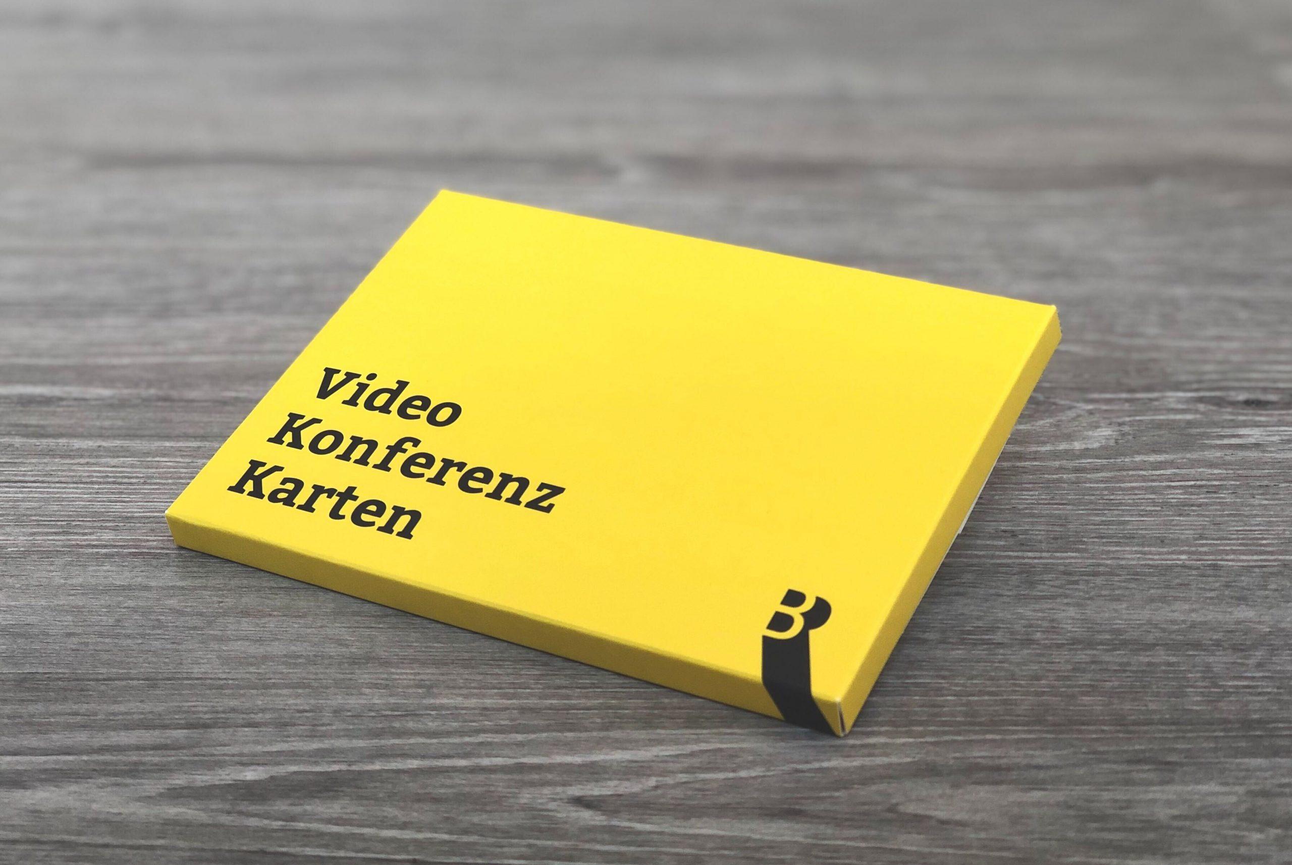 Video-Konferenz-Karten-Set