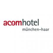 Logo vom acom Hotel München
